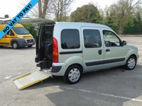 2008 RENAULT KANGOO 1.6 EXPRESSION 16V AUTO 94 BHP WHEELCHAIR FRIENDLY DISABLED PASSENGER VEHICLE £SOLD