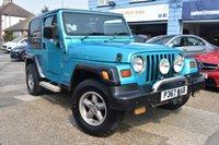 1997 JEEP WRANGLER 4.0 SPORT 3d 174 BHP £5999.00