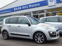 USED 2016 16 CITROEN C3 PICASSO 1.6 HDi PLATINUM  5dr (98bhp) ....ONE OWNER. FULL CITROEN SERVICE HISTORY. (£20 road tax & 72mpg).