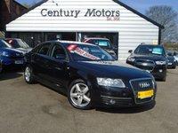 2007 AUDI A6 2.0 TDI SE TDV 4d 140 BHP + SAT NAV £2490.00