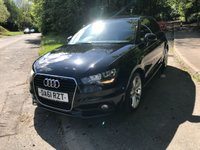 USED 2012 61 AUDI A1 1.6 TDI S LINE 3d 103 BHP VERY POPULAR CAR WITH FULL SERVICE HISTORY, SATELLITE NAVIGATION READY, DAYTIME RUNNG LIGHTS, GREAT MPG, AUDI S-LINE STYLING PACK