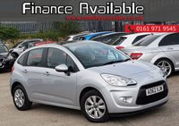 USED 2013 62 CITROEN C3 1.2 VTR PLUS 5d 82 BHP FULL DEALER SERVICE HISTORY+1 FORMER KEEPER+£20 TAX