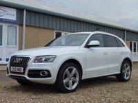 2012 AUDI Q5 3.0 TDI QUATTRO S LINE SPECIAL EDITION 5d AUTO 240 BHP £12495.00