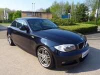 2012 BMW 1 SERIES 2.0 120D SPORT PLUS EDITION 2d 175 BHP £8490.00