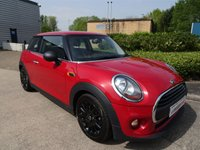 2014 MINI HATCH ONE 1.2 ONE 3d 101 BHP £6990.00