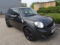 2015 MINI COUNTRYMAN 1.6 COOPER D 5d 112 BHP £9990.00