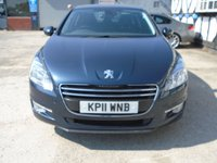 USED 2011 11 PEUGEOT 508 2.0 ACTIVE HDI 4d AUTO 163 BHP