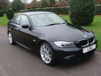 2011 BMW 3 SERIES 2.0 318D PERFORMANCE EDITION 4d 141 BHP £7390.00
