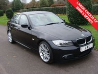 USED 2011 61 BMW 3 SERIES 2.0 318D PERFORMANCE EDITION 4d 141 BHP