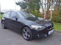2011 BMW 1 SERIES 1.6 116I SPORT 5d 135 BHP £6990.00