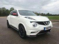2014 NISSAN JUKE 1.6 NISMO DIG-T 5d AUTO 200 BHP £9995.00