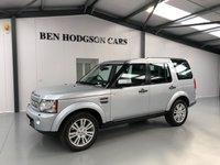 2011 LAND ROVER DISCOVERY 3.0 4 SDV6 HSE 5d AUTO 245 BHP £13995.00