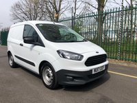 2017 FORD TRANSIT COURIER 1.5 BASE TDCI 1d 74 BHP £6995.00