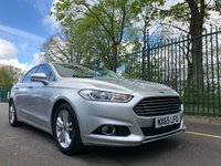 USED 2015 65 FORD MONDEO 2.0 TITANIUM TDCI 5d 148 BHP All Vehicles with minimum 6 months Warranty, Van Ninja Health Check and cannot be beaten on price!