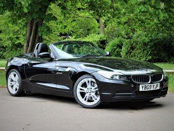 2009 BMW Z4 3.0 Z4 SDRIVE30I ROADSTER 2d AUTO 254 BHP £9995.00