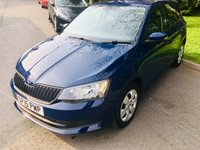 USED 2015 15 SKODA FABIA 1.0 S MPI 5d 59 BHP Unbelievable Low Miles & £20 Tax