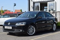 USED 2012 62 VOLKSWAGEN JETTA 2.0 SPORT TDI DSG 4d AUTO 139 BHP SUPERB EXAMPLE WITH FULL VW SERVICE HISTORY INCLUDING 6 SERVICE STAMPS,