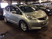 2011 HONDA JAZZ 1.3 I-VTEC ES 5d AUTO 98 BHP £5985.00