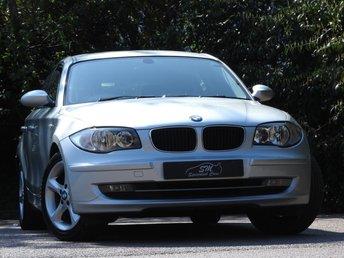 2008 BMW 1 SERIES 2.0 118D EDITION ES 5d 141 BHP £4450.00