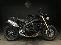 2007 TRIUMPH SPEED TRIPLE 1050 1050cc SPEED TRIPLE 1050  £4499.00