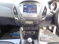 USED 2013 63 HYUNDAI IX35 1.7 CRDi SE 5dr (Nav) Nav, Rear cam, Bluetooth