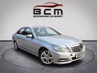 2019 MERCEDES-BENZ 200 Mercedes-Benz E Class 1.8 E200 CGI BlueEFFICIENCY Avantgarde 4dr £9885.00