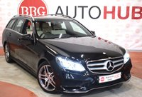 2013 MERCEDES-BENZ E CLASS E350 BLUETEC AMG SPORT AUTO 5 Door Estate 249 BHP £15990.00