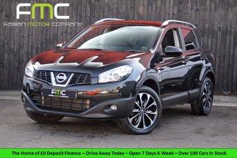 2011 NISSAN QASHQAI 2.0 N-TEC DCI 4WD 5d AUTO 148 BHP £8999.00
