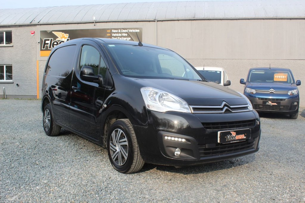 963e953491ae7c 2016 CITROEN BERLINGO 1.6 625 ENTERPRISE L1 HDI 1d 74 BHP