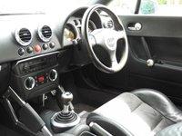 USED 2005 05 AUDI TT 1.8 T 3d 180 BHP 1 OWNER ONLY 34K STUNNING!