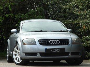 2005 AUDI TT 1.8 T 3d 180 BHP £6450.00