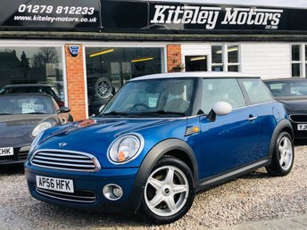 2007 MINI HATCH COOPER 1.6 COOPER AUTOMATIC