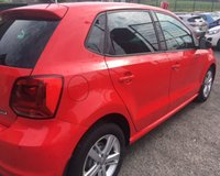 USED 2017 VOLKSWAGEN POLO 1.0 MATCH EDITION 5d 60 BHP