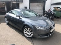 2007 AUDI TT 3.2 QUATTRO 3d 250 BHP MANUAL FSH, GREAT SPEC AND PRICE £SOLD