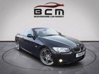 2011 BMW 3 SERIES 3.0 330D M SPORT 2d AUTO 242 BHP £11485.00