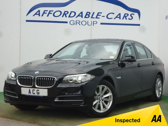 View our BMW 520D SE AUTO