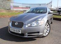 2009 JAGUAR XF 3.0 V6 PREMIUM LUXURY 4d AUTO 240 BHP £8250.00