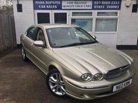 2007 JAGUAR X-TYPE 2.5 V6 SE 4d AUTO 195 BHP £5995.00