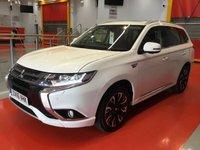 2016 MITSUBISHI OUTLANDER 2.0 PHEV GX 4HS 5d AUTO 161 BHP £17990.00