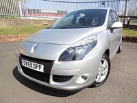 2009 RENAULT SCENIC 1.4 TOMTOM EDITION TCE 5d 129 BHP £3350.00