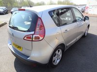USED 2009 59 RENAULT SCENIC 1.4 TOMTOM EDITION TCE 5d 129 BHP 3 Months National Warranty - 1 Years MOT and Service for New Owner