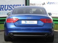 USED 2013 AUDI A5 3.0 TDI BLACK EDITION 2d AUTO 204 BHP