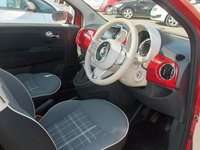 USED 2017 17 FIAT 500 1.2 LOUNGE 3d 69 BHP