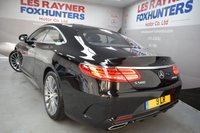 USED 2015 MERCEDES-BENZ S CLASS 4.7 S500 AMG LINE PREMIUM PLUS 2d AUTO 450 BHP 20in alloys, Panoramic Roof, Comfort pack seats, 360 Cameras, LED Headlights
