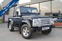 USED 2011 61 LAND ROVER DEFENDER 2.2 TD PICK UP 1d 122 BHP AMAZING SPEC AND CONDITION BOTH INSIDE AND OUT.  NO VAT ON PRICE!!!