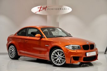 2011 BMW 1 SERIES 3.0 M 2d 340 BHP HUGE SPECIFICATION & FULL BMW HISTORY £42950.00