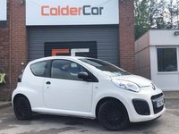 USED 2012 62 CITROEN C1 1.0 VT 3d 67 BHP Great value car