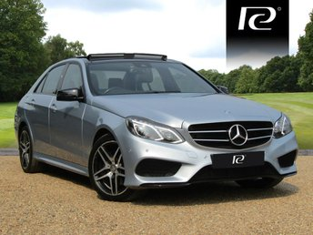 2015 MERCEDES-BENZ E CLASS 2.1 E250 CDI AMG NIGHT EDITION PREMIUM PLUS 4d AUTO 201 BHP £17000.00