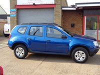 2014 DACIA DUSTER 1.5 AMBIANCE DCI 5d 107 BHP £4499.00