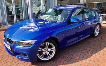 2015 BMW 3 SERIES 2.0 320D M SPORT 4d 181 BHP £15750.00